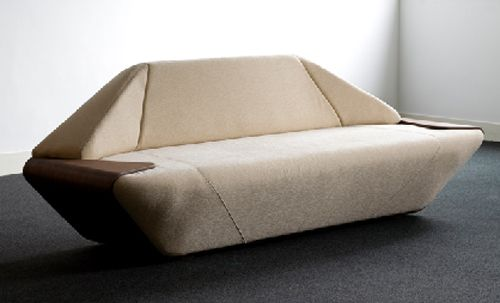 Hex – Comfortable Sofa by Nosigner