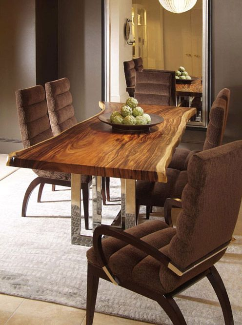 Solid Dining Table from Century Furniture