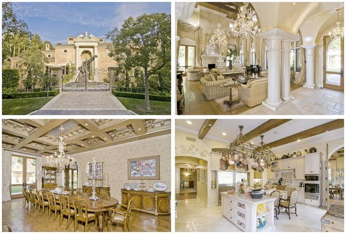 Luxury house for $30M in Beverly Hills