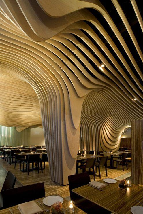Banq – A Magnificent Restaurant by Office dA