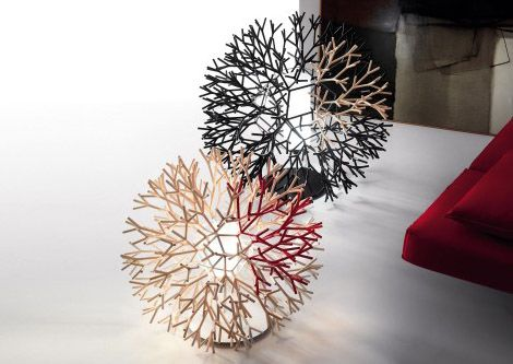 Coral – Great Lamp by Lagranja Design