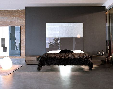 Fluttura – Bedroom Collection from Lago