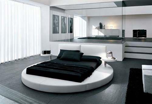 Magnificent Bedroom Interior Designs by Presotto Italia