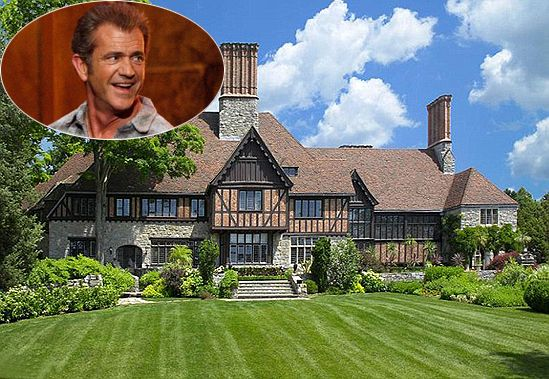 Mel Gibson Can Not Sell his Beloved Estate