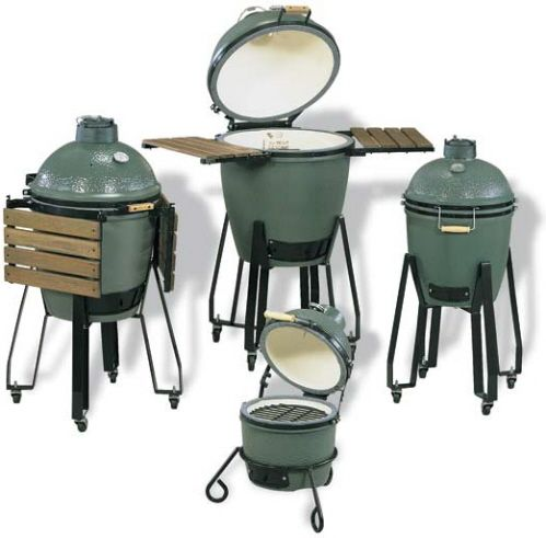 The Big Green Egg – Perfect Choice for your Barbecue