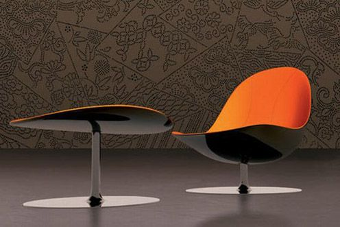 Contemporary Chairs by Stefano Bigi