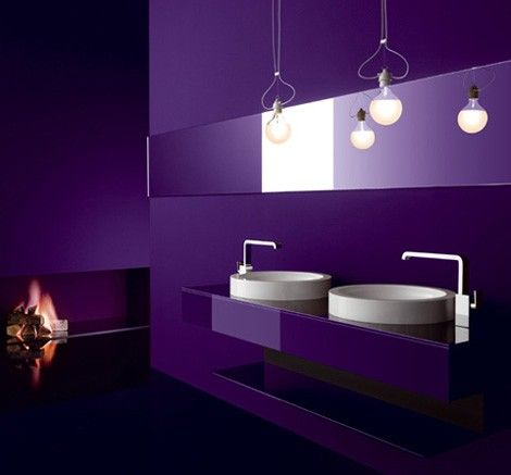 Glass Furniture for Bathroom from Keuco