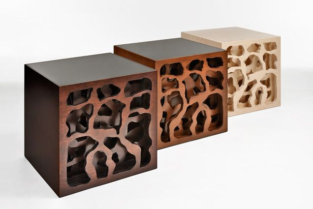 Amazing Tables Sculptures by Isotrope