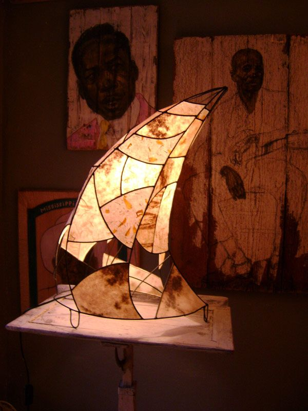 Creative Lamps by Nikolay Tabakov