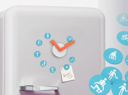 Fun Clock Kit by Design Plus