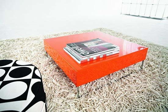 Modern Urban Park Coffee Table