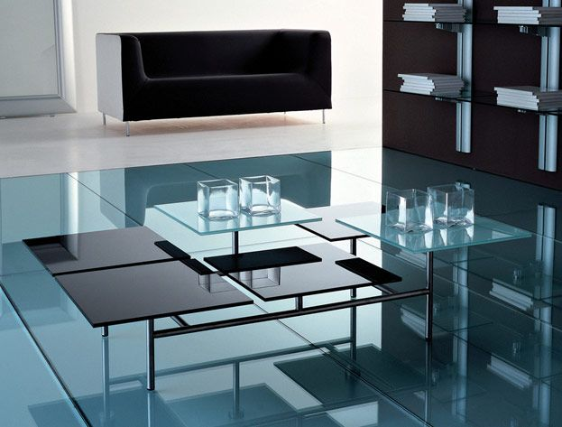 Bond Coffee Table by Modloft