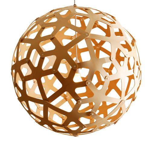 Coral Lightshade by David Trubridge
