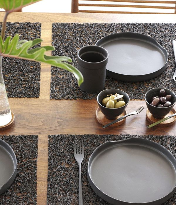 Fall 2009 Tabletop Collection by Chilewich