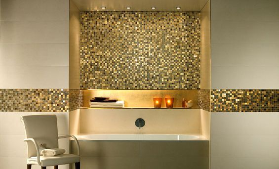Amazing Contemporary Bathroom Tiles by Villeroy & Boch