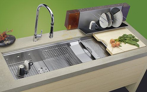 Cascade – Kitchen Sink for Small Kitchen