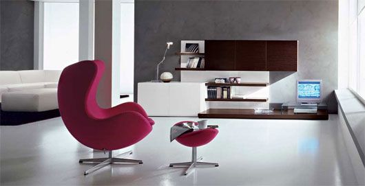 Contemporary Furniture for Living Room from Dall'Agnese