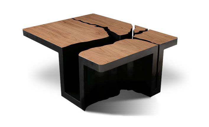 The Stink Tree – Fun Coffee table by Dylan Gold
