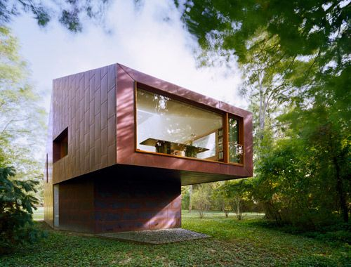 Stunning House in Long Island by Andrew Berman Architect