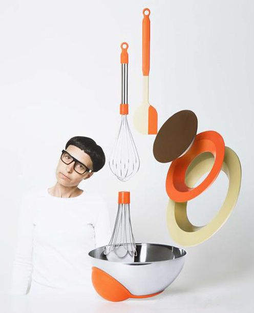 Designer Cookware Collection from Alessi