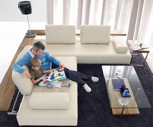 Dono – Modular Sofa from Rolf Benz
