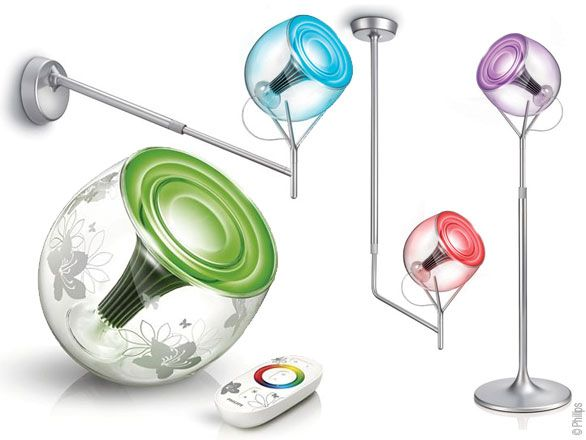 Living Colors v2 – Amazing Lights from Philips