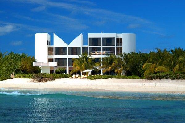Altamer – Caribbean Architectural Masterpiece by Myron Goldfinger