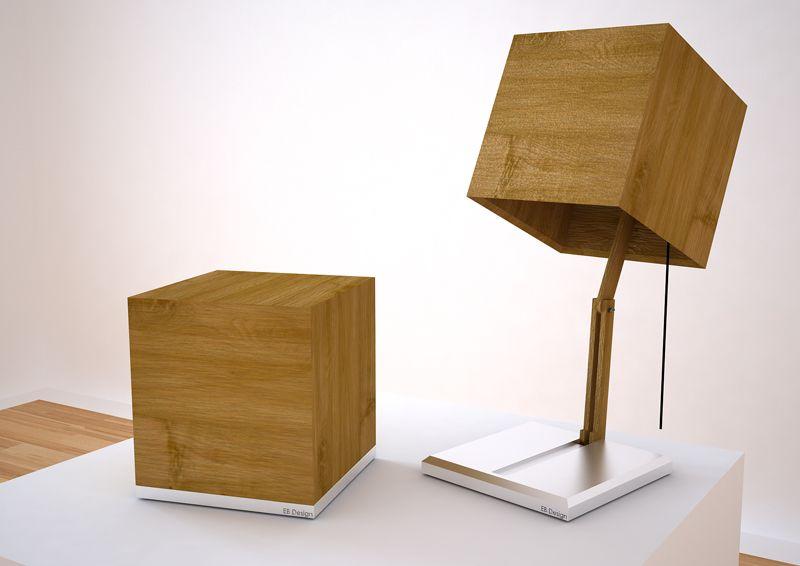 Cubic Light by Edward Battistini