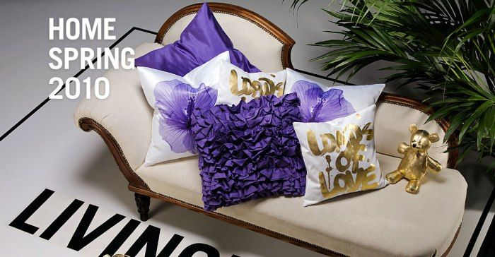 H&M Home Collection Spring 2010