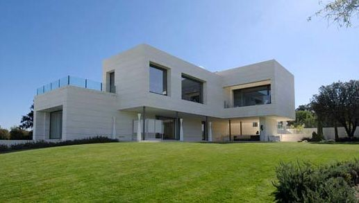 Impressive Luxury Villa in Madrid, Spain