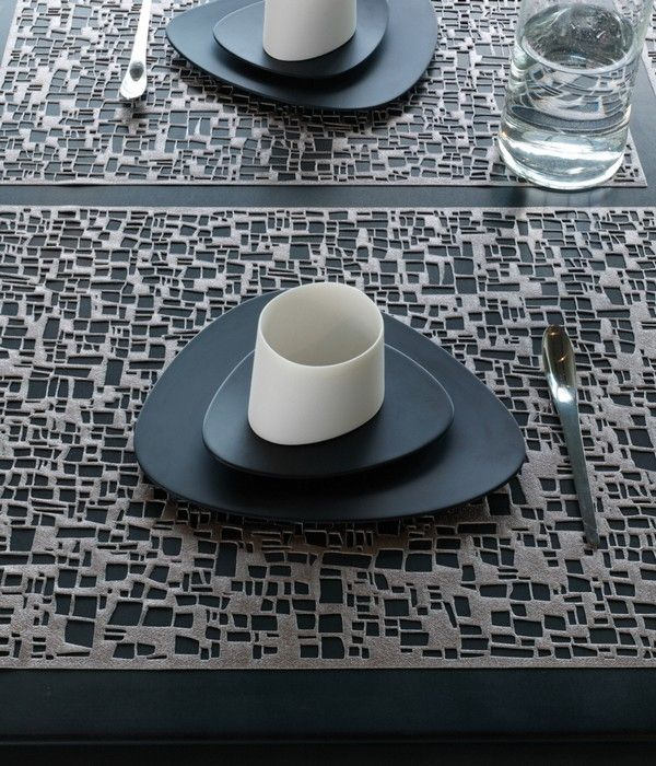 Spring/Summer 2010 Tabletop Collection by Chilewich
