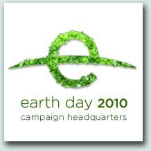 It's Earth Day 2010 – Take Action