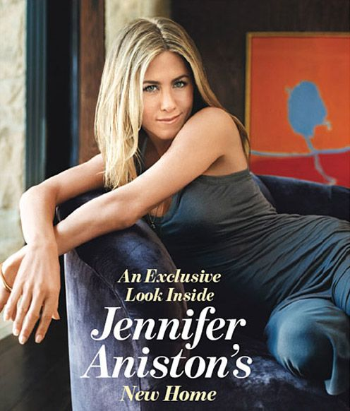 Jennifer Aniston`s Renovated Home in Hollywood