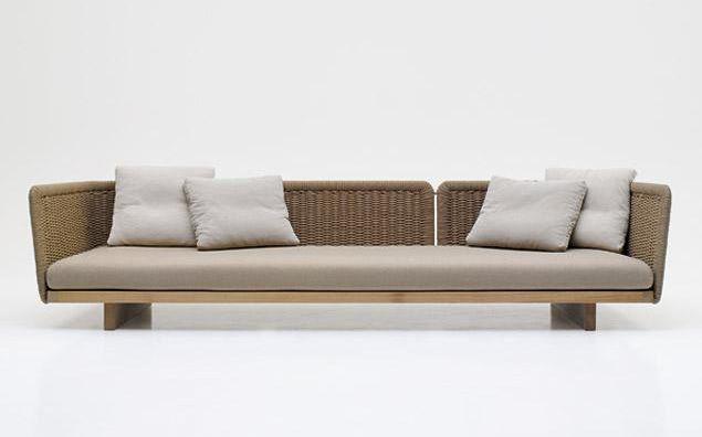 Sabi – Splendid Modular Garden Sofa from Paola Lenti