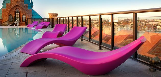 Cloe – Chaise Lounge by Moredesign for Myyour