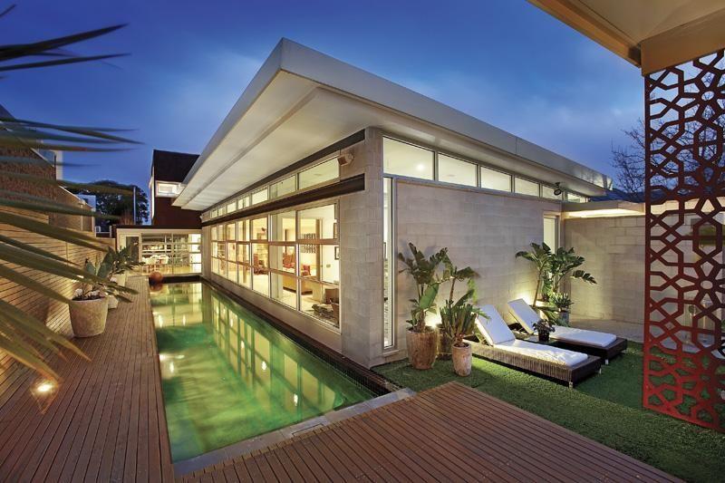 Luxury House in Australia by Metier 3