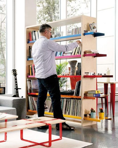 Sunset Bookcase by RS Barcelona