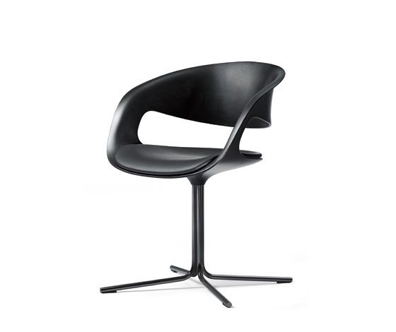 Lox – Swivel Chair by PearsonLloyd for Walter Knoll