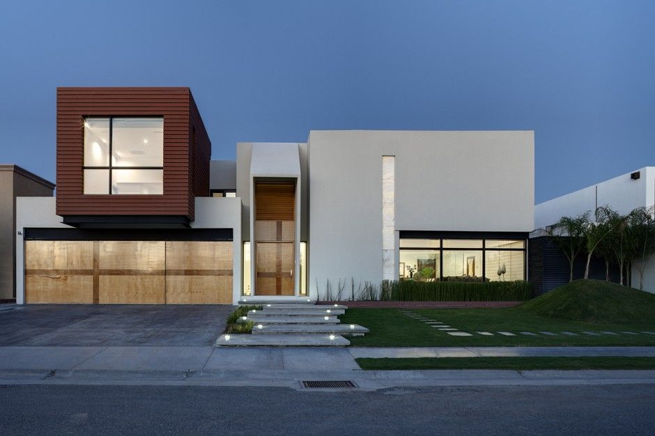The Cubo House by Arquitectura en Movimiento
