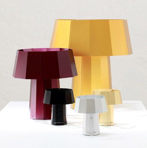 Espresso Lamp by Piers Mansfield-Scaddan