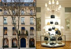 The Store of Ralph Lauren in Paris