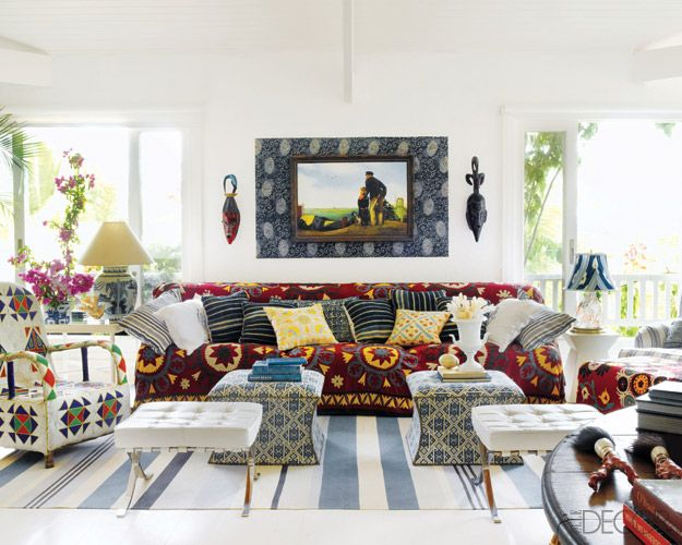 Tips for Giving Your Home a Bohemian Feel