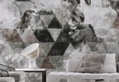 Modern and Contemporary Wallpaper Design from Idea Murale