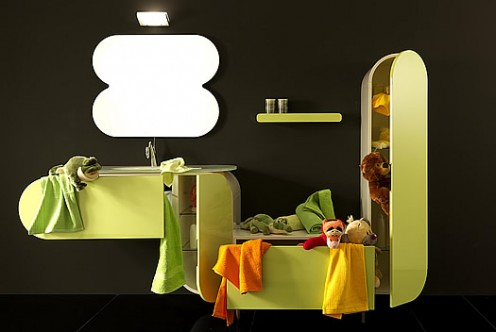 FLUX - Colorful Colection from Lasa Idea Italy 5