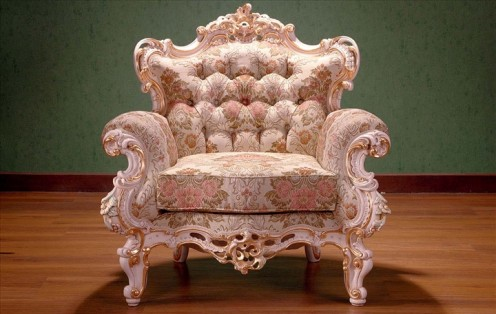 Gorgeous Rococo Furniture in French Style