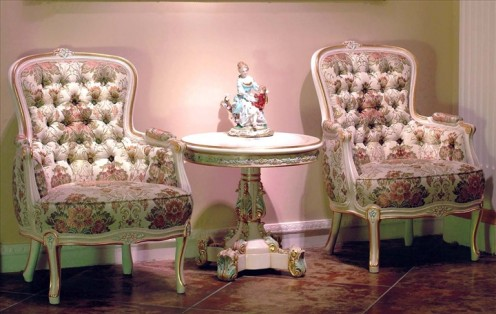 Gorgeous Rococo Furniture in French Style 6