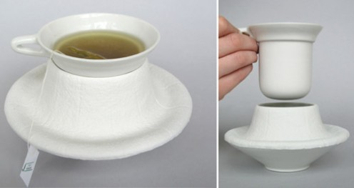 Hotcup - for Hot Drink Longer by Jorine