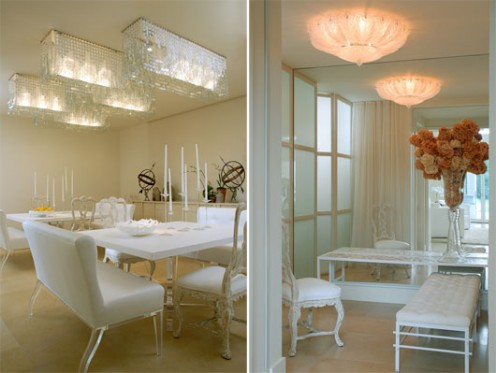 Interior in white in New York 4