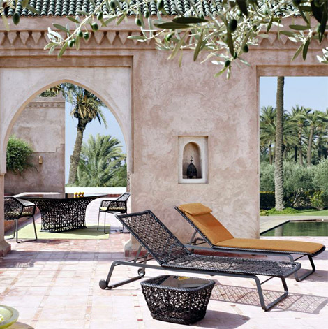 Maia collection for garden from Kettal Spain 2