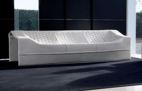 SKiN - Sofa with Original Design by Molteni & C